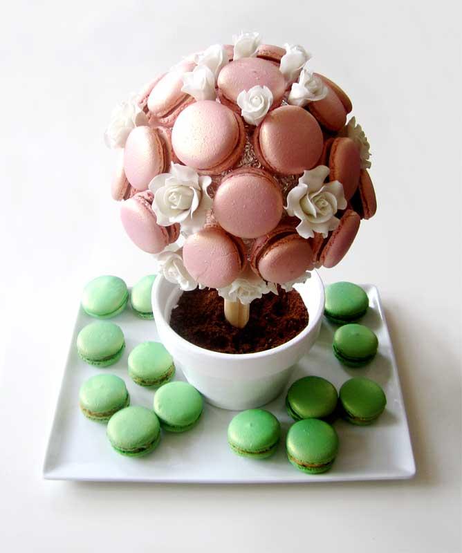 Turkish Delight Birthday Cake