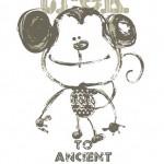0018 AZTEC-MONKEY