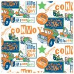 0019 E Big Convoy Yardage