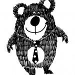 0024 SKETCHY BEAR