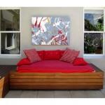 CHIPS Acrylic on canvas 121 X 91cm