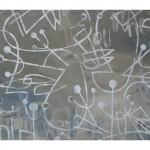 TURBULENCE Acrylic on Canvas 121.8 x 182.8cm