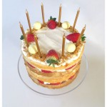 047 Strawberry & Cream Sponge