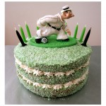 Pop's 82nd Lawn Bowls Cake