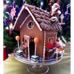 2011 Gingerbread House