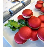 PLUM-PUDDING-FLAVOURED-MACARONS