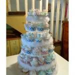 Tailer's Winter Cupcake Tower