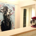 BIFF - Acrylic on Canvas   150.2cm x 100.1cm