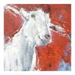 CLOVER - Acrylic on Canvas 90.1cm x 90.1cm
