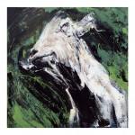 IVY - Acrylic on Canvas  90.1cm x 90.1cm