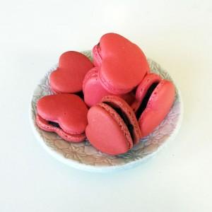 HEART-MACARONS