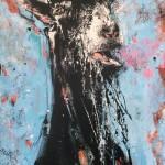 HOOVER - Acrylic on Canvas - 101.1cm x 150cm  $1600