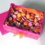 Hayley's-18th-Macarons